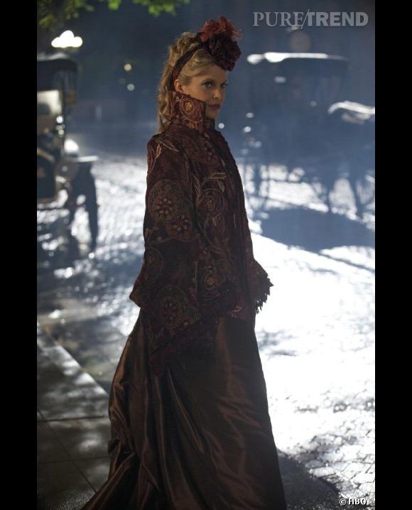 "Kristin Bauer alias Pam dans ""True Blood""."