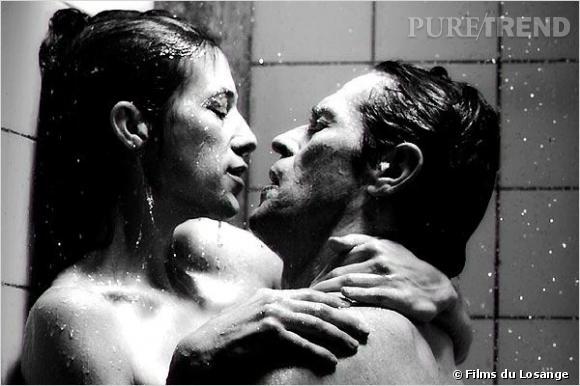 """Charlotte Gainsbourg et Willem Dafoe, duo sensuel pour """"Antichrist""""."""