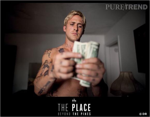 """Ryan Gosling et Bradley Cooper se croisent à peine dans """"The place beyond the pines"""". Pourtant, rien qu'à l'annonce des deux acteurs dans le même film, on mourrait d'envie de le voir."""