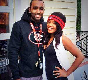 Bobbi Kristina Brown et son ancien frère adoptif devenu son mari, Nick Gordon.