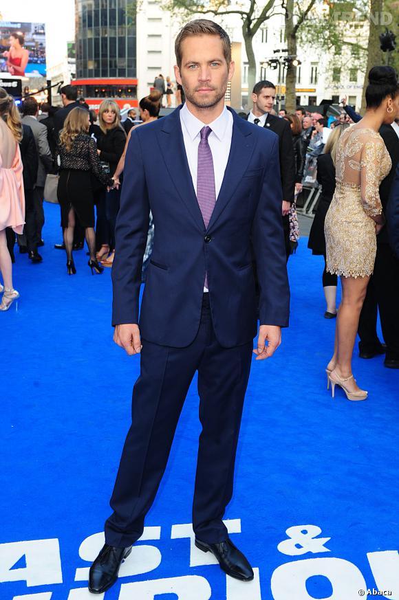Paul Walker était l'une des stars de la saga Fast & Furious, il est mort le 30 novembre 2013.
