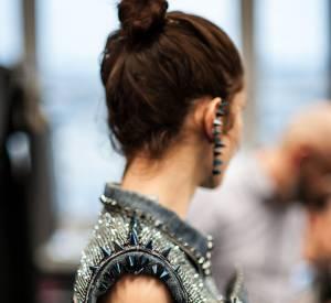 Swarovski Elements et Jean Paul Gaultier ont collaboré sur la collectionHaute couture Printemps-Été 2014.