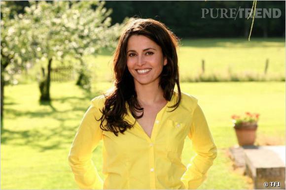 """Anne Charrier arrive ce soir sur France 2 dans """"Marjorie""""."""