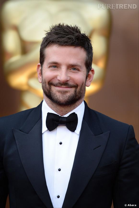 bradley cooper 10 choses qui nous font craquer chez le. Black Bedroom Furniture Sets. Home Design Ideas