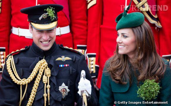 """Le Prince William et Kate Middleton sont de grands fans de la série """"The Apprentice UK"""" omme le révèle Karen Brady après une visite à Buckingham Palace en mars 2014."""