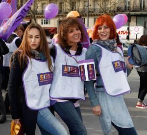 Vanessa Demouy, Fauve, Stéphanie Fugain : trio de choc contre la leucémie