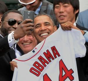 Le selfie Samsung de Barack Obama exaspère la Maison Blanche