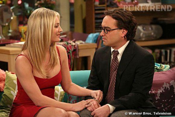 "Kaley Cuoco alias Penny dans la série ""The Big Bang Theory""."