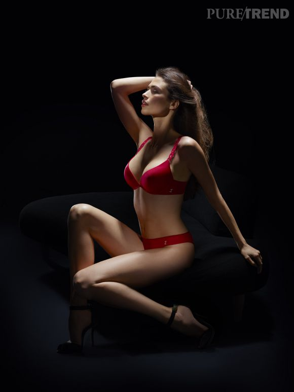 Implicite, collection lingerie SS2014 Touch Me