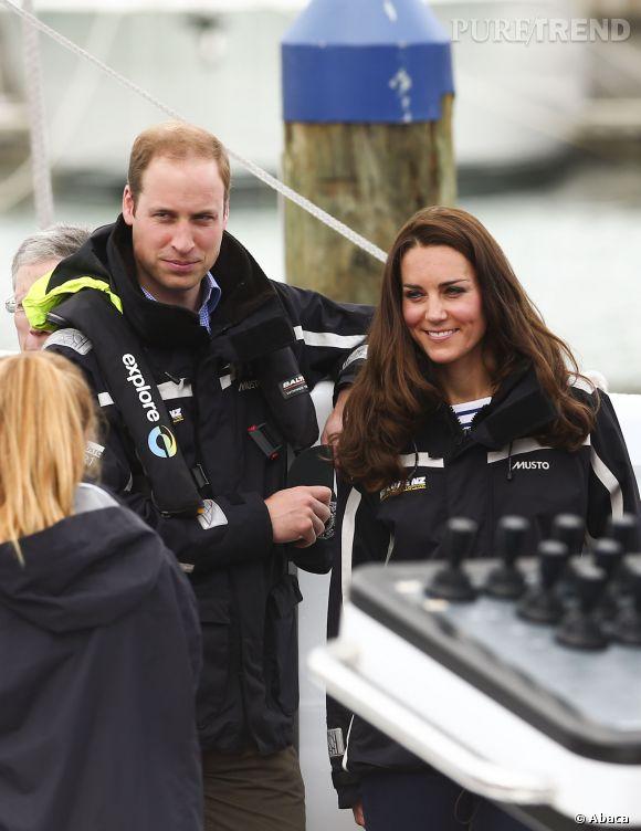 Kate Middleton et le Prince William en Nouvelle-Zélande : place à la compétition entre le couple princier !