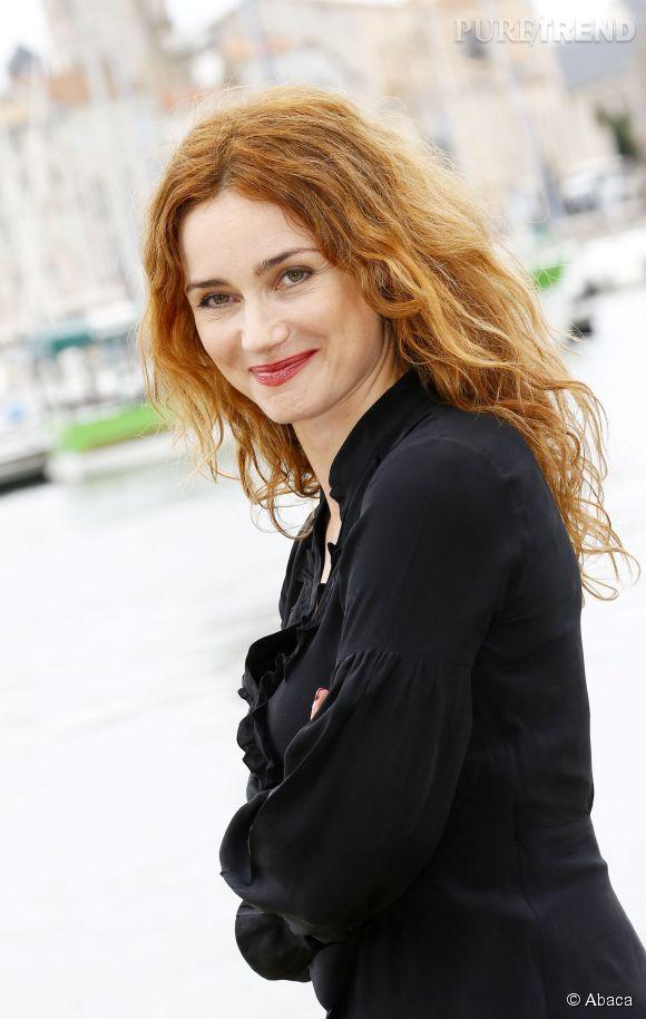 Marine Delterme, ancien mannequin, a fait une coloc' avec Carla Bruni-Sarkozy.