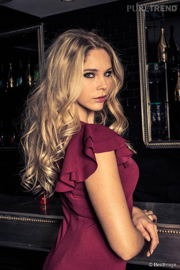 L'autre candidate charismatique de cette saison, c'est Louise la jolie blonde récemment éliminée.