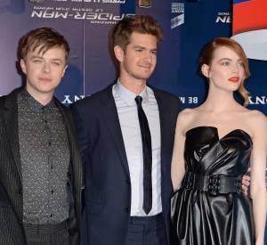 """Découvrez l'avant-première de """"The Amazing Spider-Man 2"""" au Grand Rex, organisée le 11 avril."""