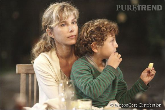 """Pascale Arbillot s'est amaigrie pour jouer dans """"Les Petits Mouchoirs"""" de Guillaume Canet, en 2010."""