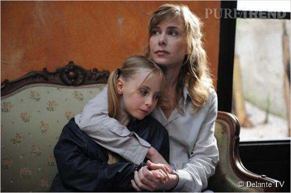 """Pascale Arbillot dans le téléfilm """"Un soupçon d'innocence""""."""