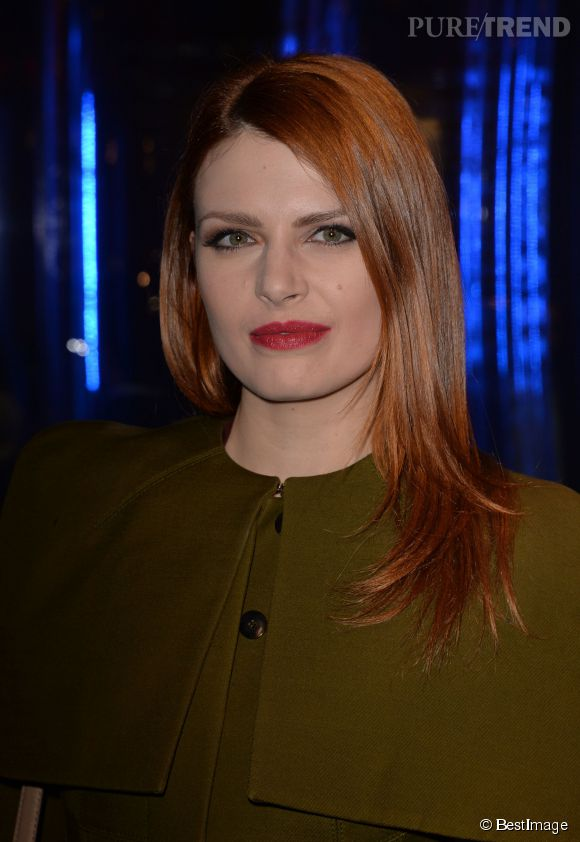 Elodie Frégé a des projets au théâtre et au cinéma.
