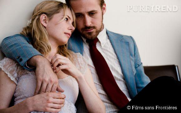 """Blue Valentine"" avec Michelle Williams et Ryan Gosling."