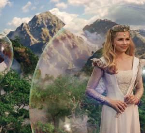 """Michelle Williams et James Franco dans """"Le Monde fantastique d'Oz""""."""