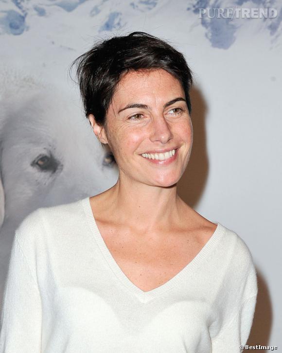 Alessandra Sublet est enceinte de son deuxième enfant et sera dans les coulisses du 67eme Festival de Cannes.