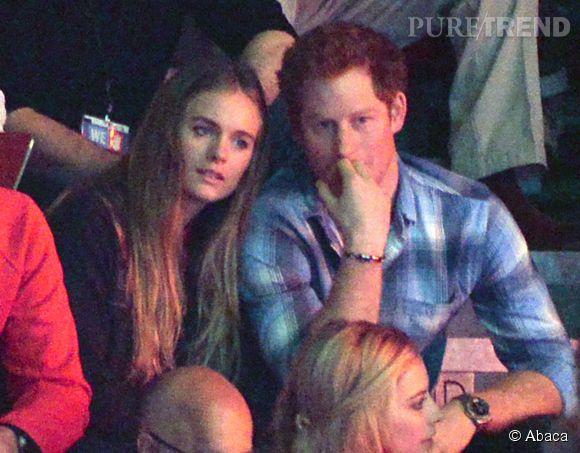 Le Prince Harry et Cressida Bonas auraient rompu après 2 ans de relation.