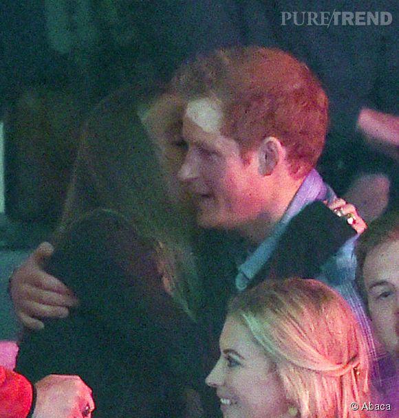 Le Prince Harry et Cressida Bonas avaient officialisé leur relation en mars 2014.