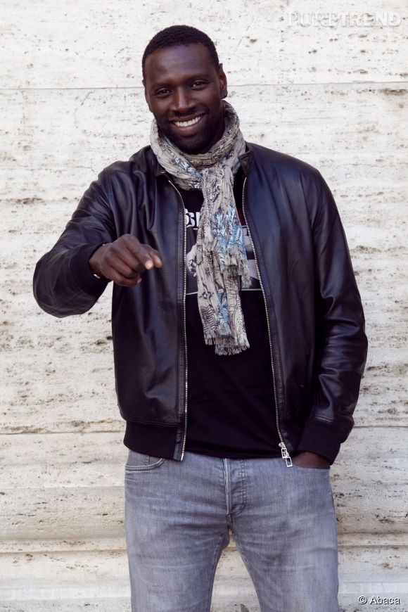 Omar Sy, le Frenchy qui monte à Hollywood.