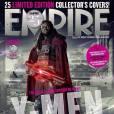 """Omar Sy, aka Bishop dans le nouveau volet de la saga """"X-Men"""", en salles le 21 mai 2014."""