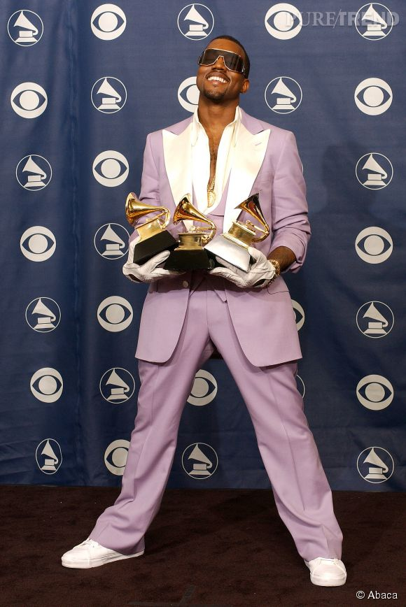 Avec son idée d'album parlé, Kanye West espère bien remporter un Grammy awards. Le 9 février 2006, il en avait déjà gagné trois d'un coup.
