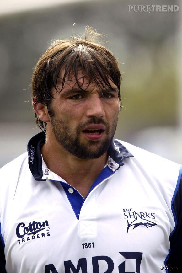 Sébastien Chabal en 2007.