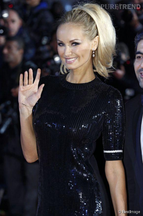 Adriana Karambeu en 2014