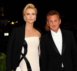 Charlize Theron et Sean Penn, le couple star du Met Ball 2014