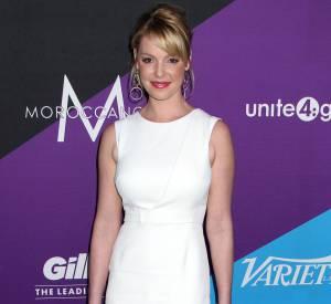 Katherine Heigle sera bientôt l'héroïne d'une nouvelle série diffusée sur NBC à la rentrée 2014. Ici, elle pose à la soirée Unite 4 humanity à Culver City le 27 février 2014.