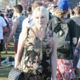 Hayley Hasselhoff au festival de Coachella en avril 2013.