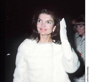 Jackie Kennedy en 1969.