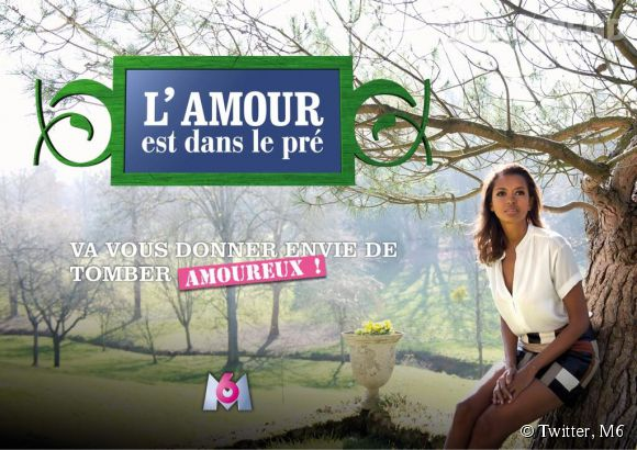 """""""L'amour est dans le pré"""" est de retour le 26 mai 2014 sur M6."""