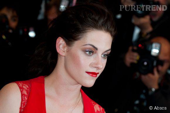 Kristen Stewart lors du Festival de Cannes 2012