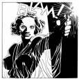 Dans le comics d'origine, Ava Lord n'était pas moins sensuelle.