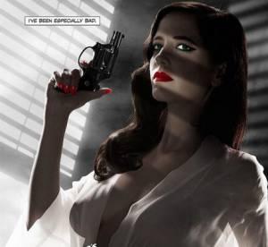 Eva Green : des seins classés X pour Sin City 2