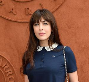 Nolwenn Leroy : écolière sexy à Roland Garros... on copie son look !