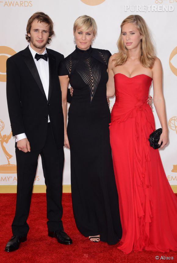 Sean Penn a eu deux enfants avec Robin Wright, Hopper et Dylan.