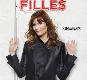 """Marina Hands dans """"Sous les jupes des Filles"""" qui sortira en salles le 4 juin 2014."""