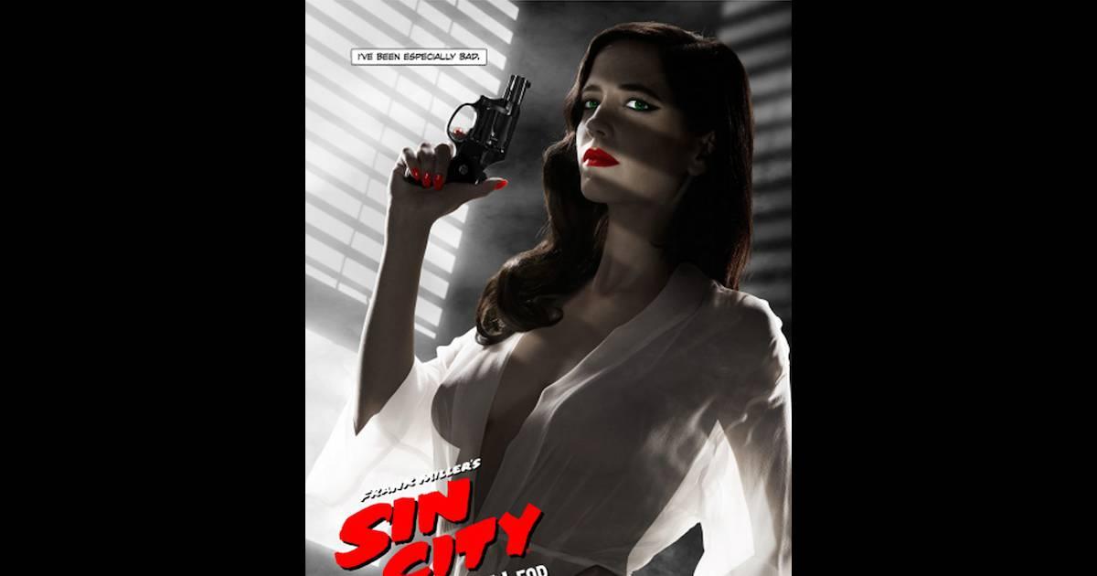 Eva Green, trop sexy dans Sin City 2