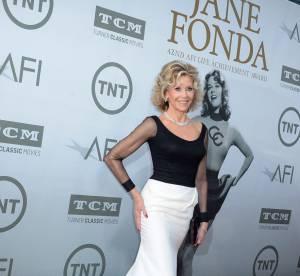 Jane Fonda à l'honneur devant les belles Eva Longoria et Cameron Diaz