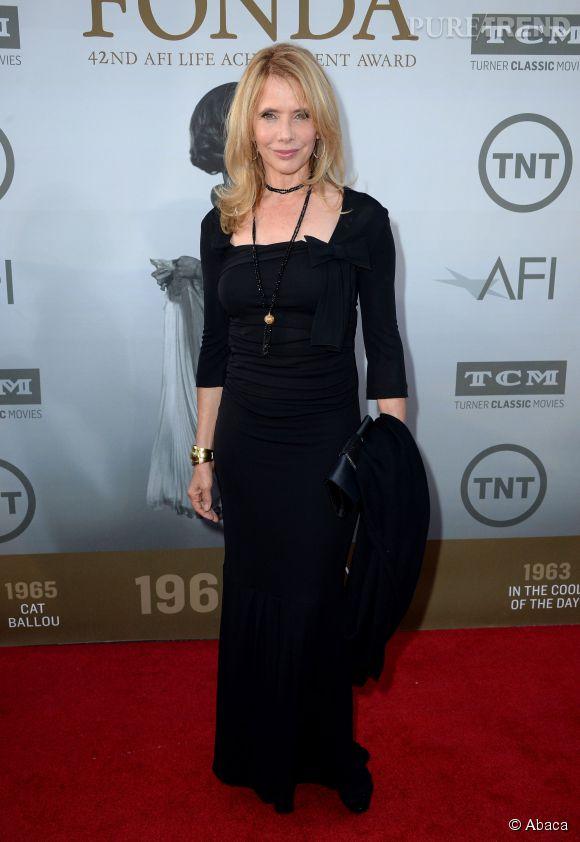 Rosanna Arquette lors de la soirée AFI Life Achievement Award : A tribute to Jane Fonda à Los Angeles le 5 juin 2014.