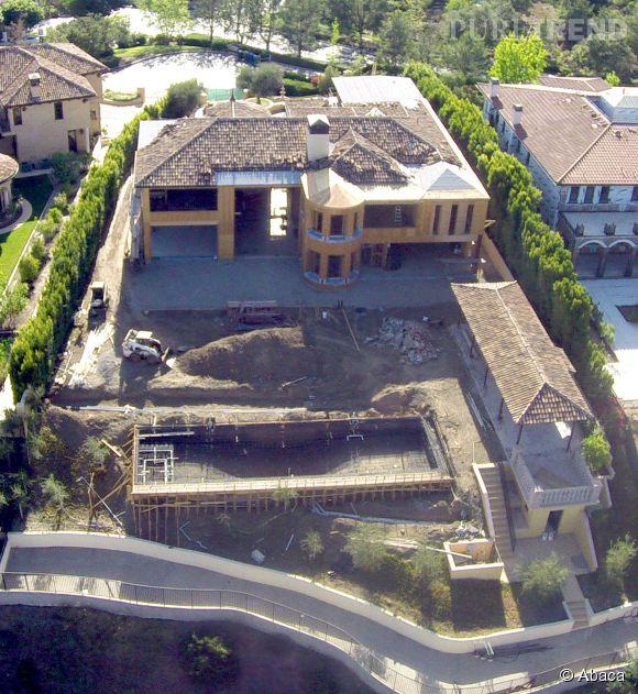 Adresse Villa De Kim Kardashian Bel Air