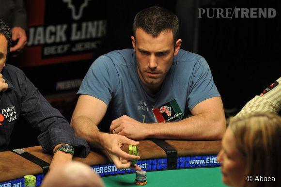 Ben Affleck s'est encore fait virer d'un casino à Las Vegas, le 31 mai 2014.