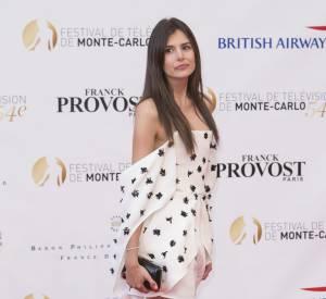 Louise nous séduit avec son audace mode au Festival de Monte Carlo 2014