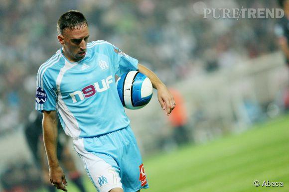 Franck Ribéry a dû verser 3 millions d'euros à  Bruno Heiderscheid, son agent lorsque il jouait à l'OM.