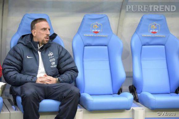 Franck Ribéry changera-t-il d'avis, ou ne participera-t-il plus jamais à la coupe du monde?