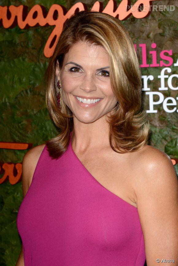Lori Loughlin en 2013.